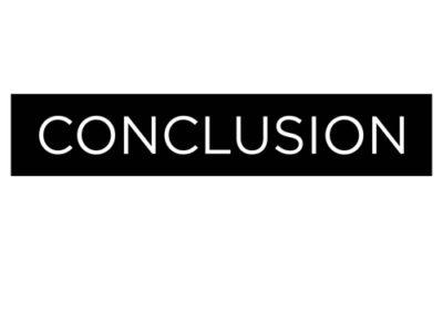 Conclusion, Utrecht